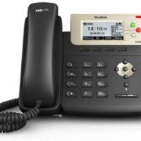 Yealink 2 Line IP Téléphone VoIP sip-t21p E2