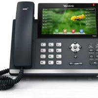 Yealink Elégance écran tactile/Yea-sip-t48s/