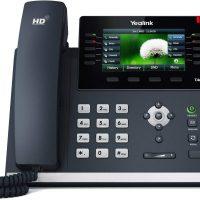 Yealink Sip-t46s téléphone IP